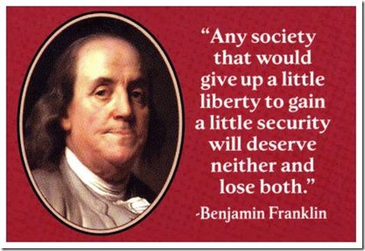 Ben Franklin Demand Progress